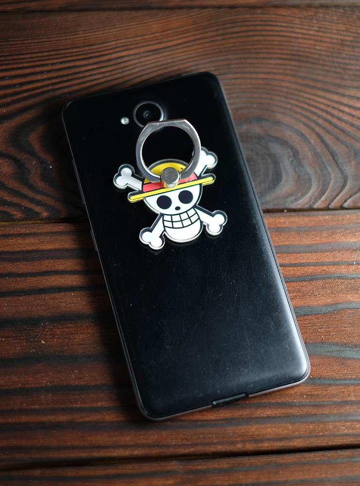 Кільце-тримач для телефона Череп (One Piece)