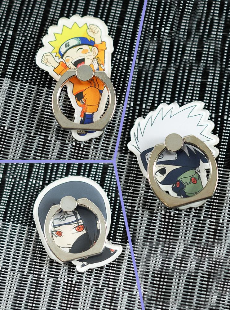 Кільце-тримач для телефона Наруто (Naruto)