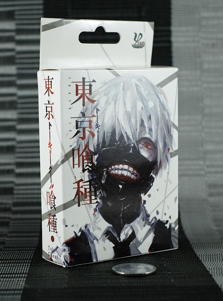 Гральні карти Токійський Гуль (Tokyo Ghoul)