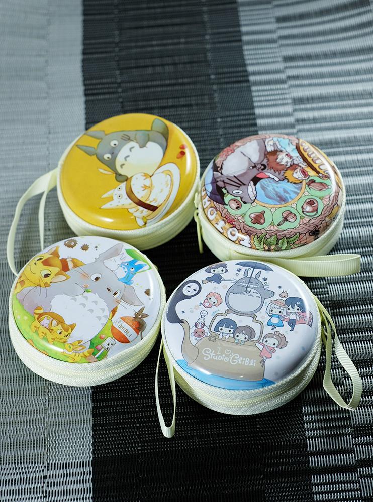 Гаманець круглий для навушників Тоторо (My Neighbor Totoro)