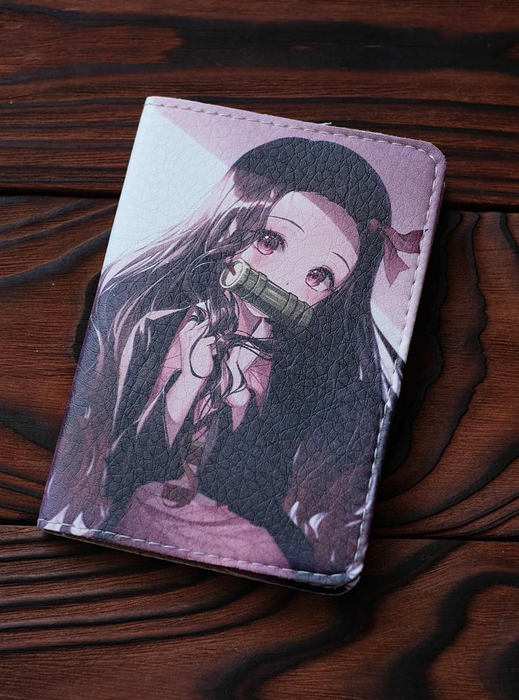 Обкладинка Недзуко (Demon Slayer: Kimetsu no Yaiba)