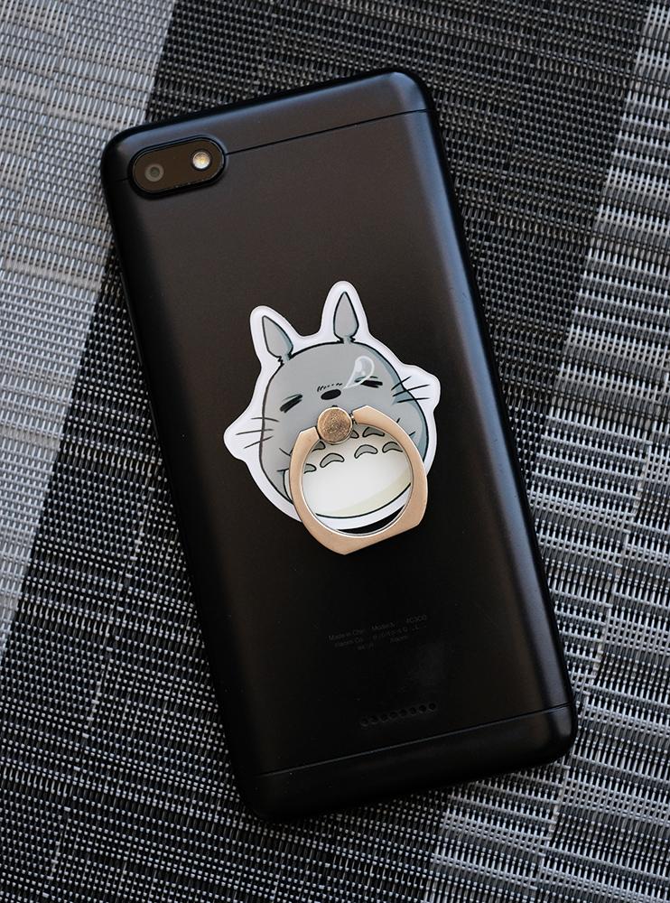Кільце-тримач для телефона сплячий Тоторо (My Neighbor Totoro)
