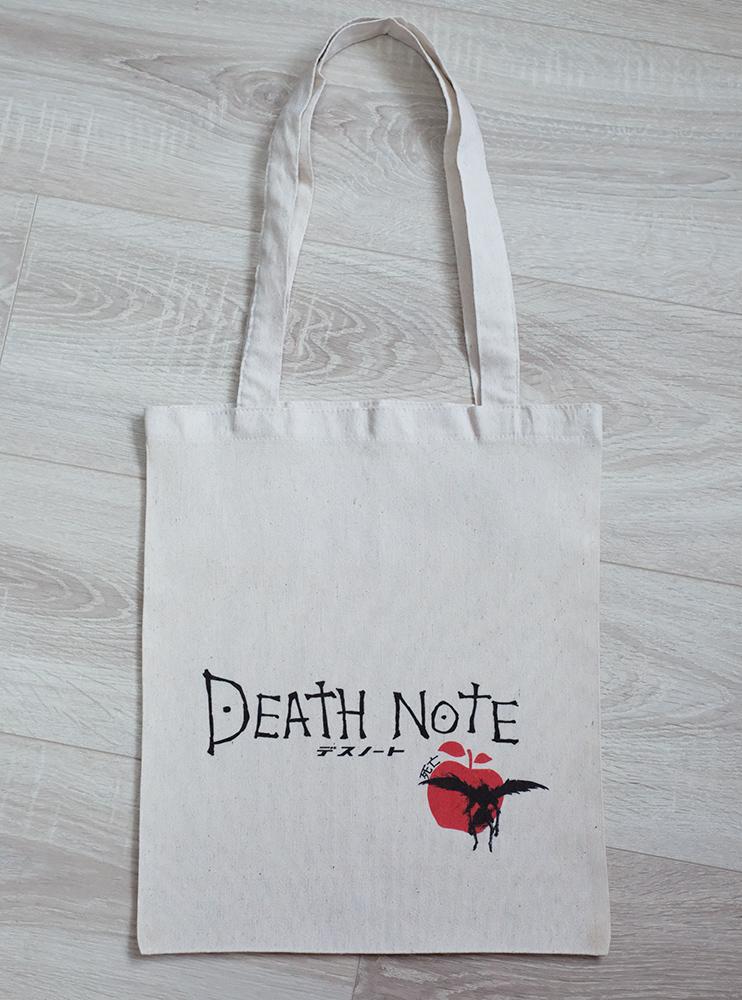 """Шопер """"Зошит смерті"""" (Death Note)"""