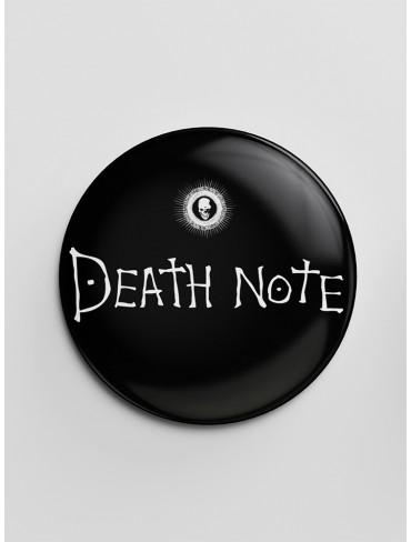 """Значок """"Зошит смерті"""" 11 (Death Note)"""
