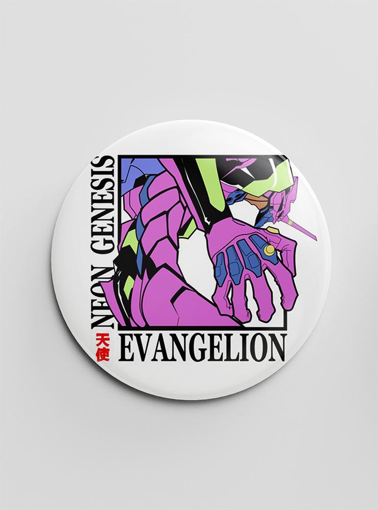 """Значок """"Євангеліон"""" 10 (Evangelion)"""