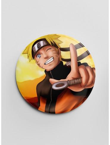 "Значок ""Наруто"" 7 (Naruto)"