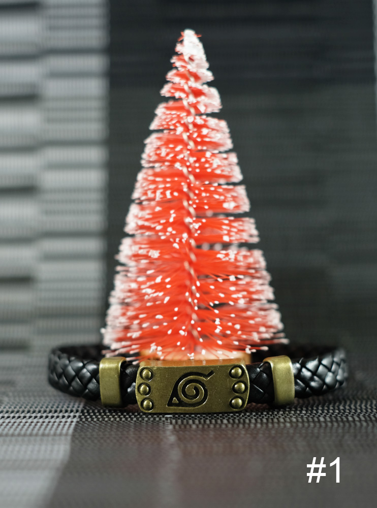Шкіряні браслети Наруто (Naruto) купити онлайн 29ea24f3c7fa8