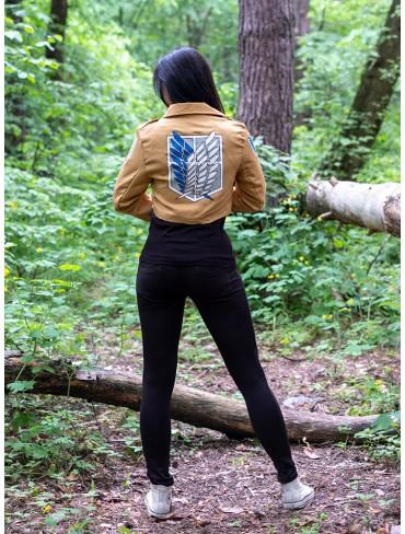 Косплей куртка розвідкорпусу (Attack on Titan)
