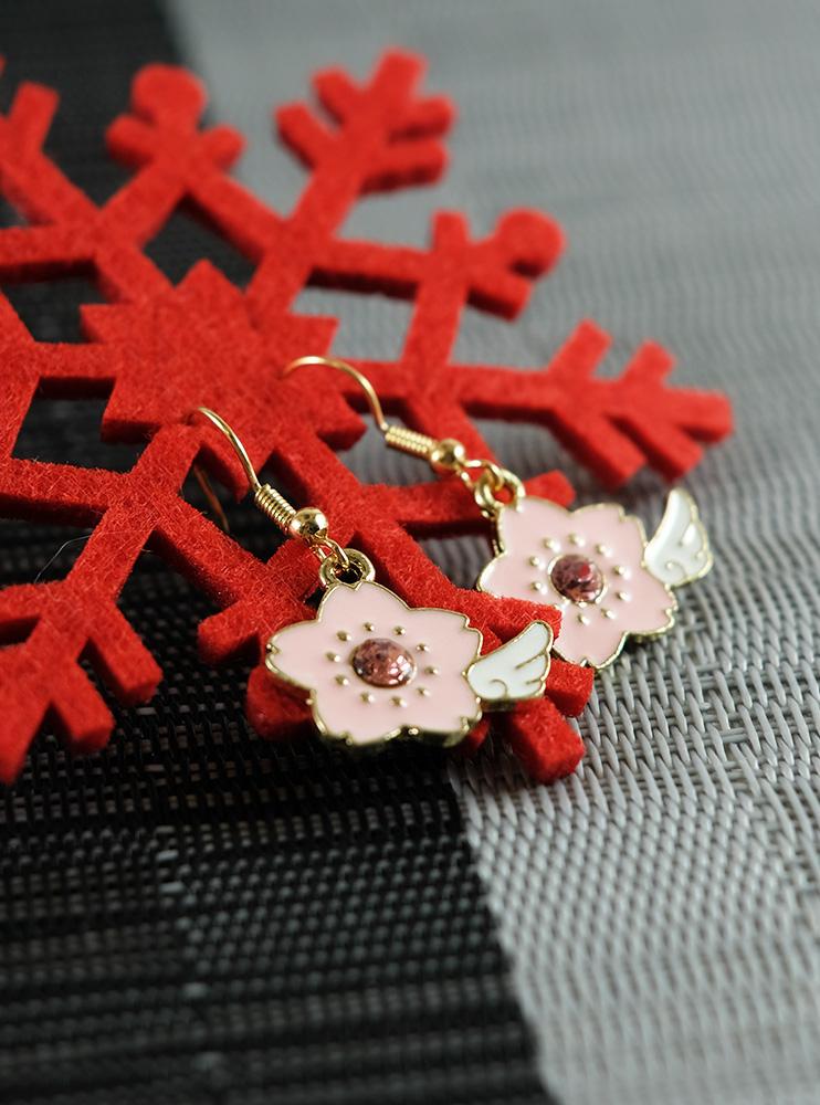 Сережки Сакура (Cardcaptor Sakura)
