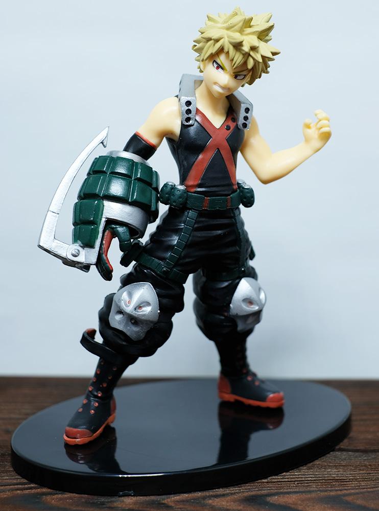 Фігурка Кацукі Бакуго (Boku no Hero Academia)