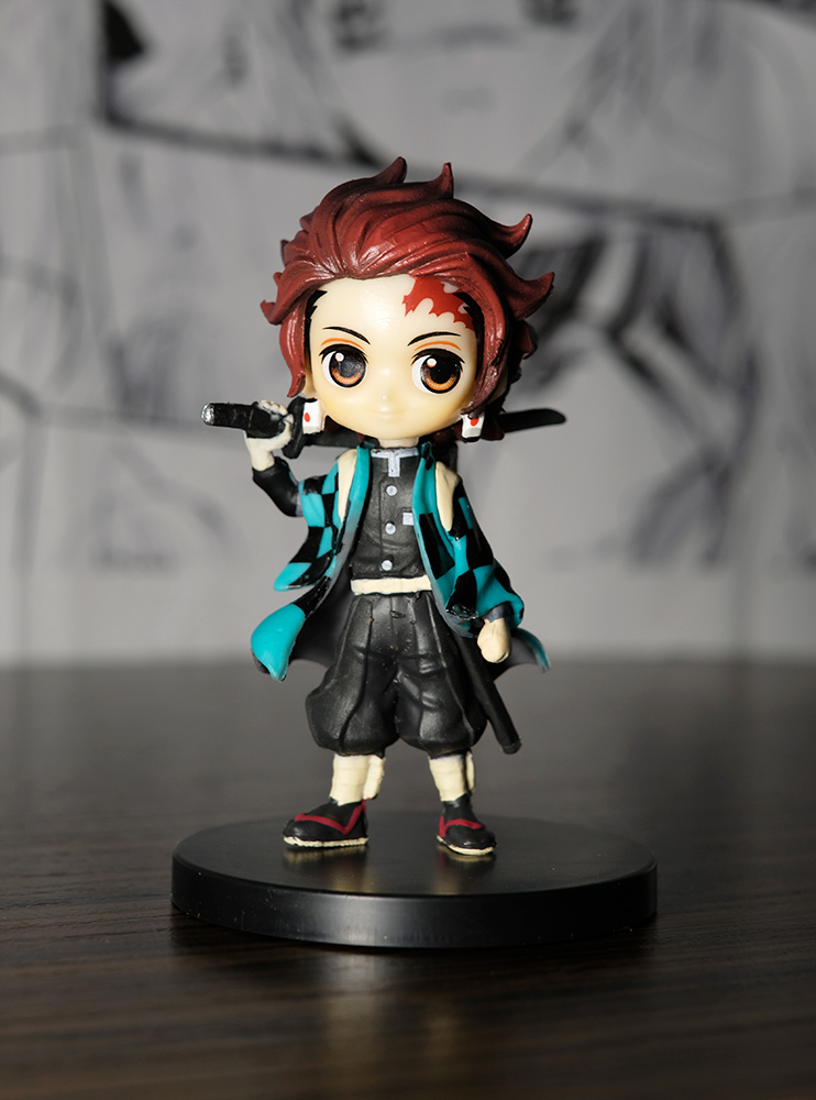 Міні-фігурка Танджиро Камадо (Demon Slayer: Kimetsu no Yaiba)
