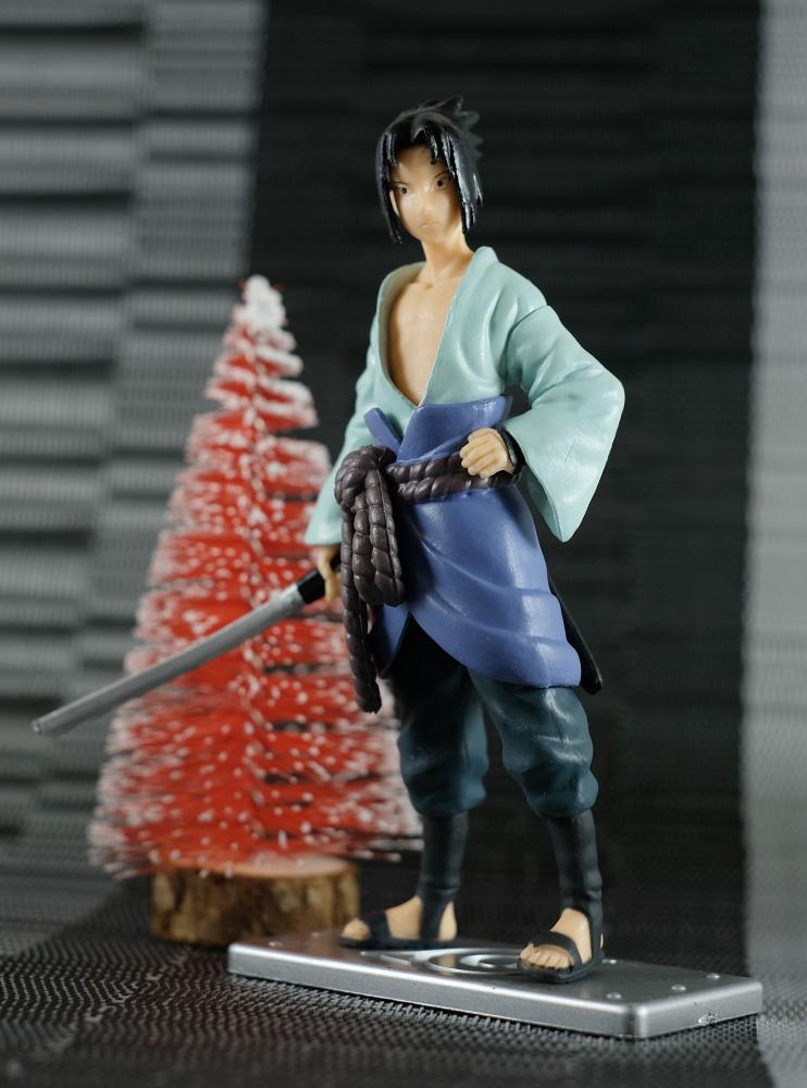 Фігурка Саске Учіха 10 см (Naruto)