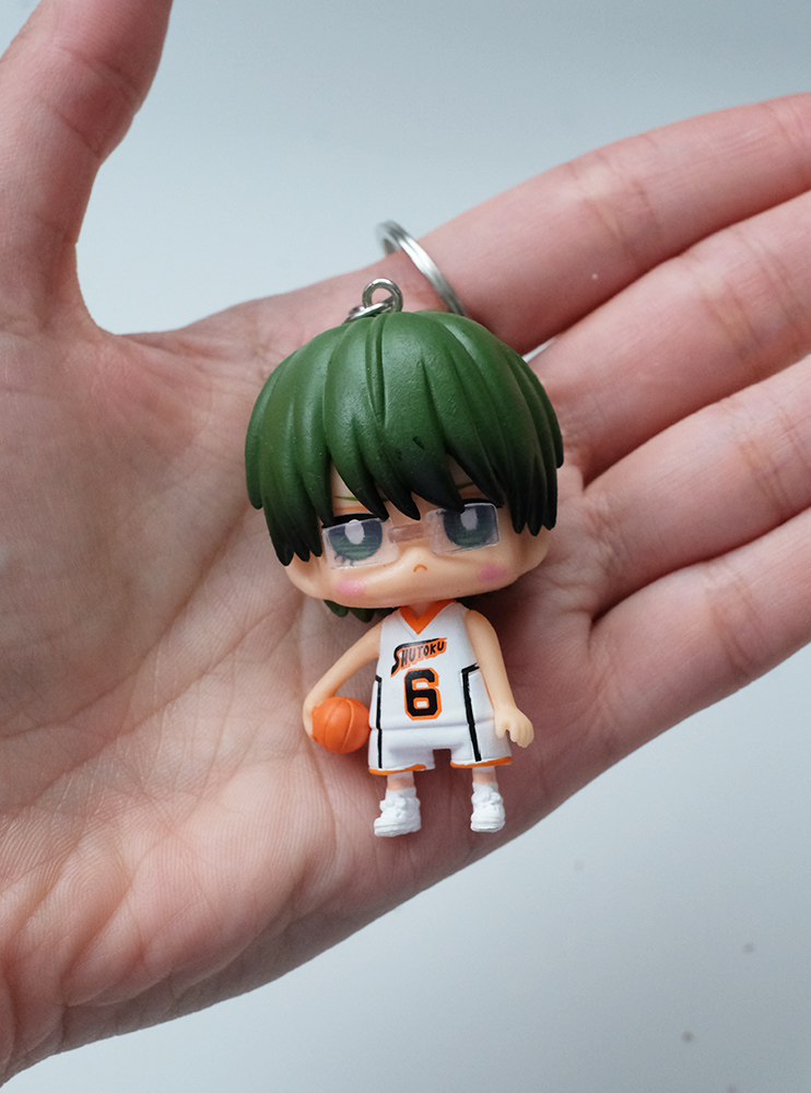 "Брелок ""Баскетбол Куроко"" (Kuroko no Basuke)"