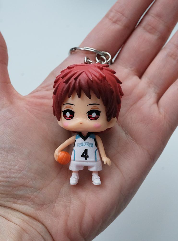 "Брелок ""Баскетбол Куроко"" 6 (Kuroko no Basuke)"