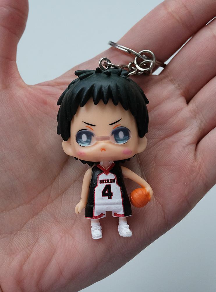 "Брелок ""Баскетбол Куроко"" 8 (Kuroko no Basuke)"