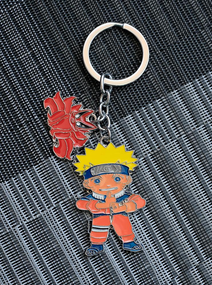 Брелок Наруто та Дев'ятихвостий (Naruto)