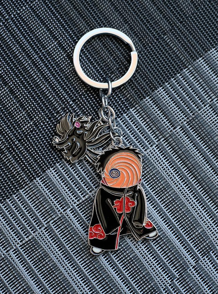 Брелок Обіто та Десятихвостий (Naruto)