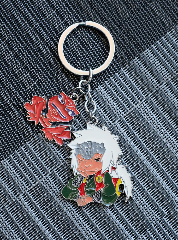 Брелок  Джірайя та Гамабунта (Naruto)