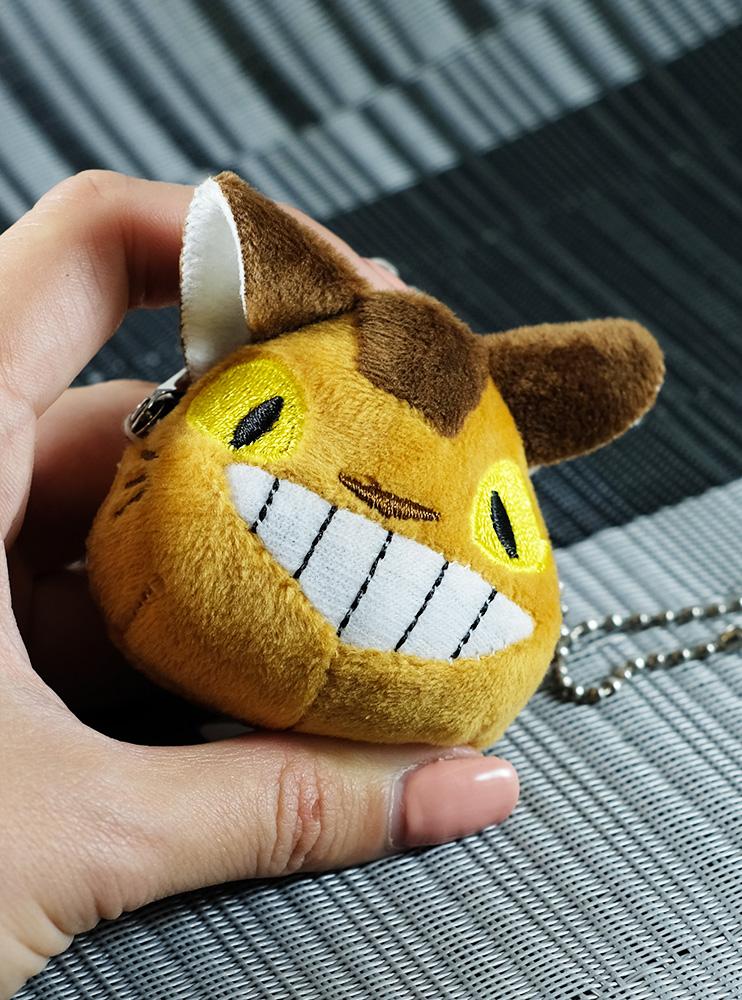 Брелок-гаманець Кіт (My Neighbor Totoro)