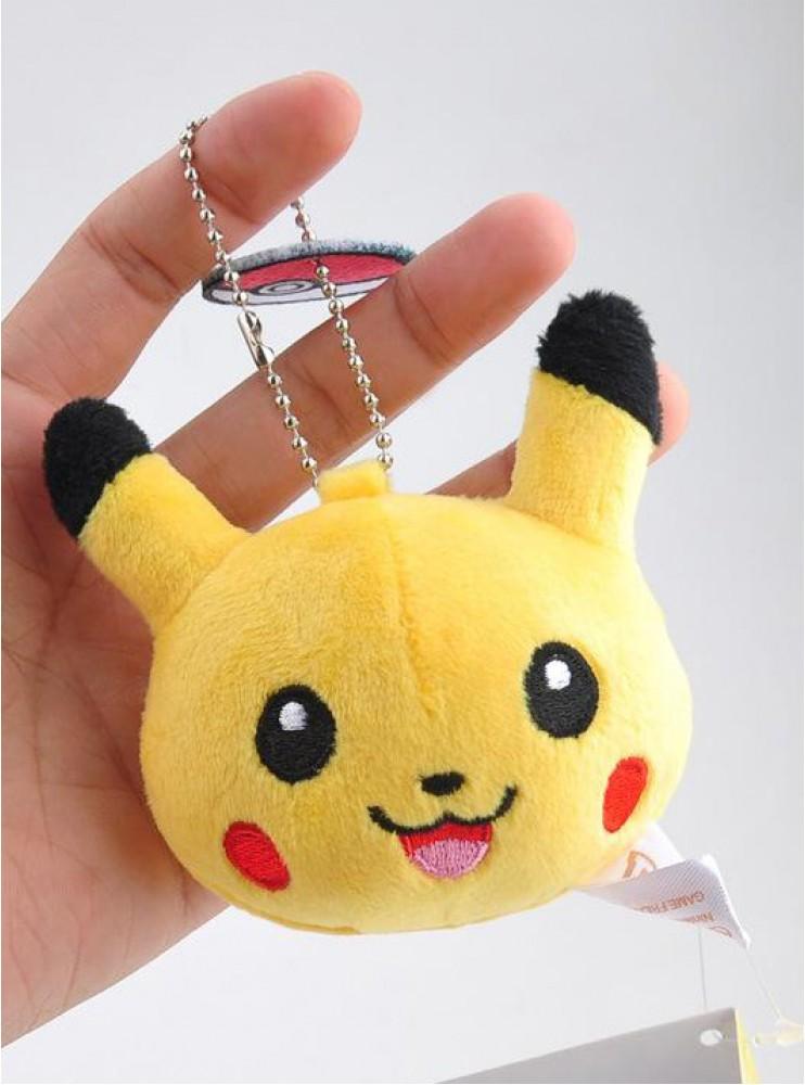 Плюшевий брелок Пікачу (Pokemon)