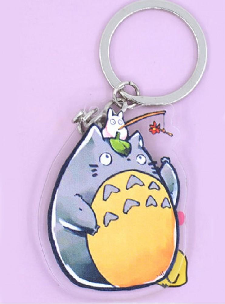 Брелок акриловий Тоторо (My Neighbor Totoro)