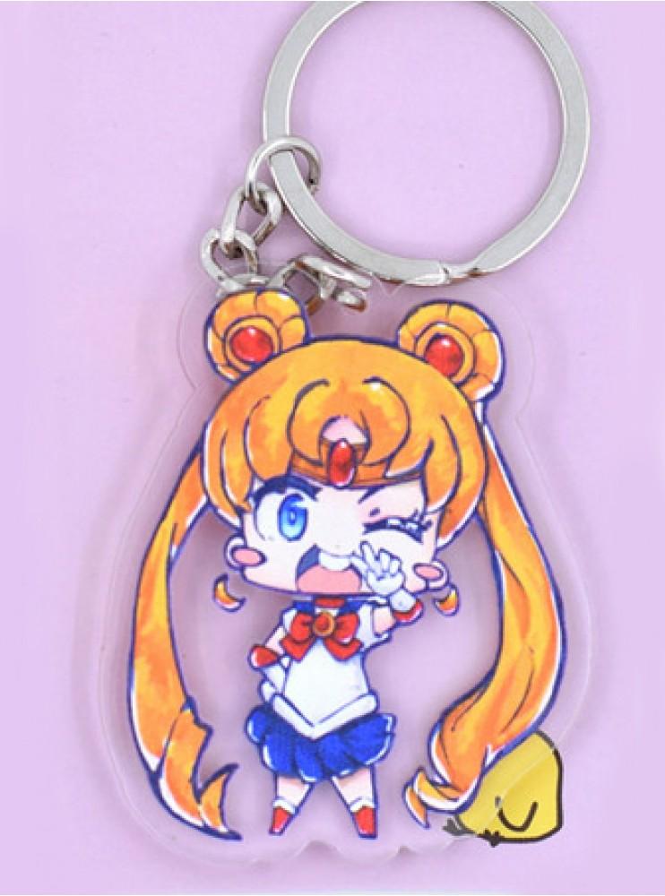 Брелок акриловий Сейлор Мун (Sailor Moon)