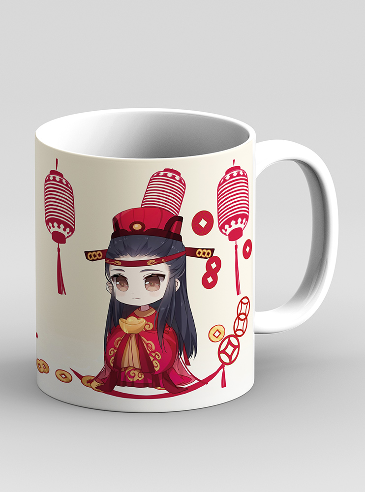"Чашка ""Магістр диявольского культу"" 2 (Mo Dao Zu Shi)"