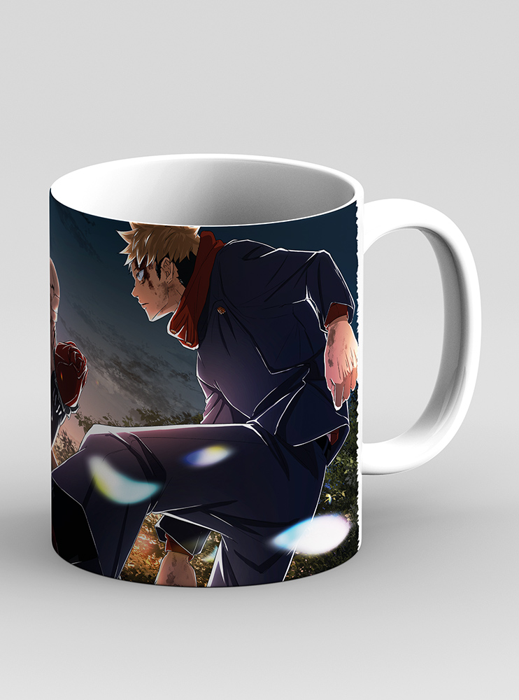 "Чашка ""Магічна битва"" 6 (Jujutsu Kaisen)"