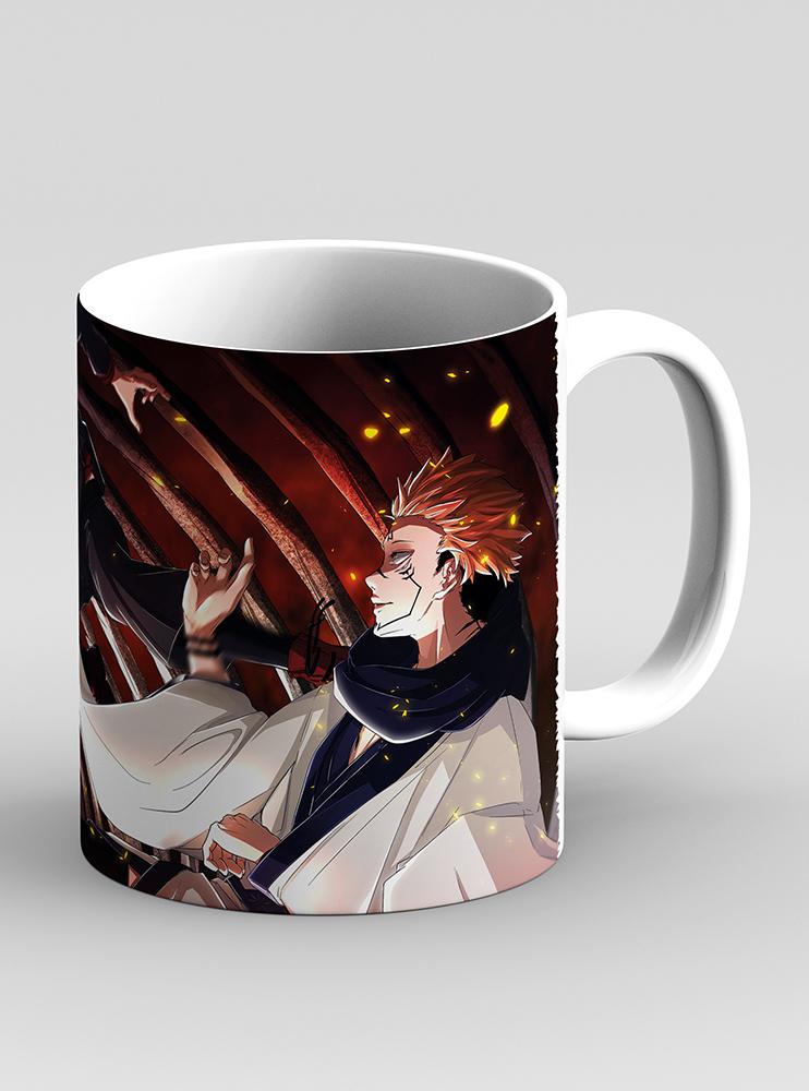 "Чашка ""Магічна битва"" 7 (Jujutsu Kaisen)"