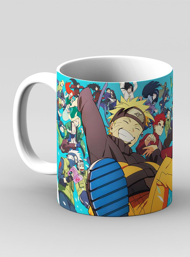 """Чашка """"Наруто"""" (Naruto)"""