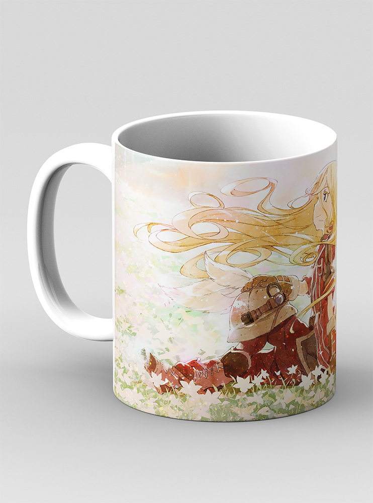 """Чашка """"Зроблений в безодні"""" (Made in abyss)"""