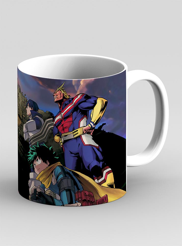 """Чашка """"Моя геройська академія"""" (2) (Boku no Hero Academia)"""