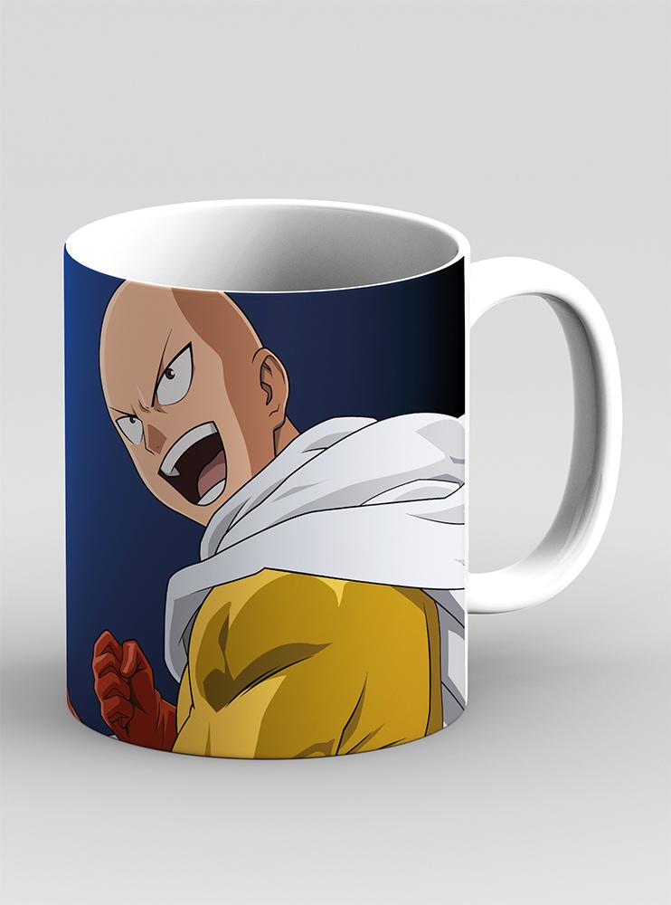 "Чашка ""Сайтама"" (One-Punch Man)"
