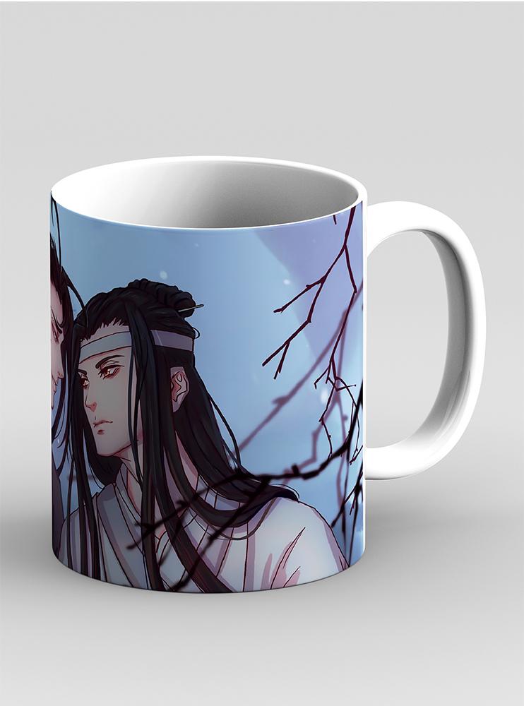 "Чашка ""Магістр диявольского культу"" (Mo Dao Zu Shi)"