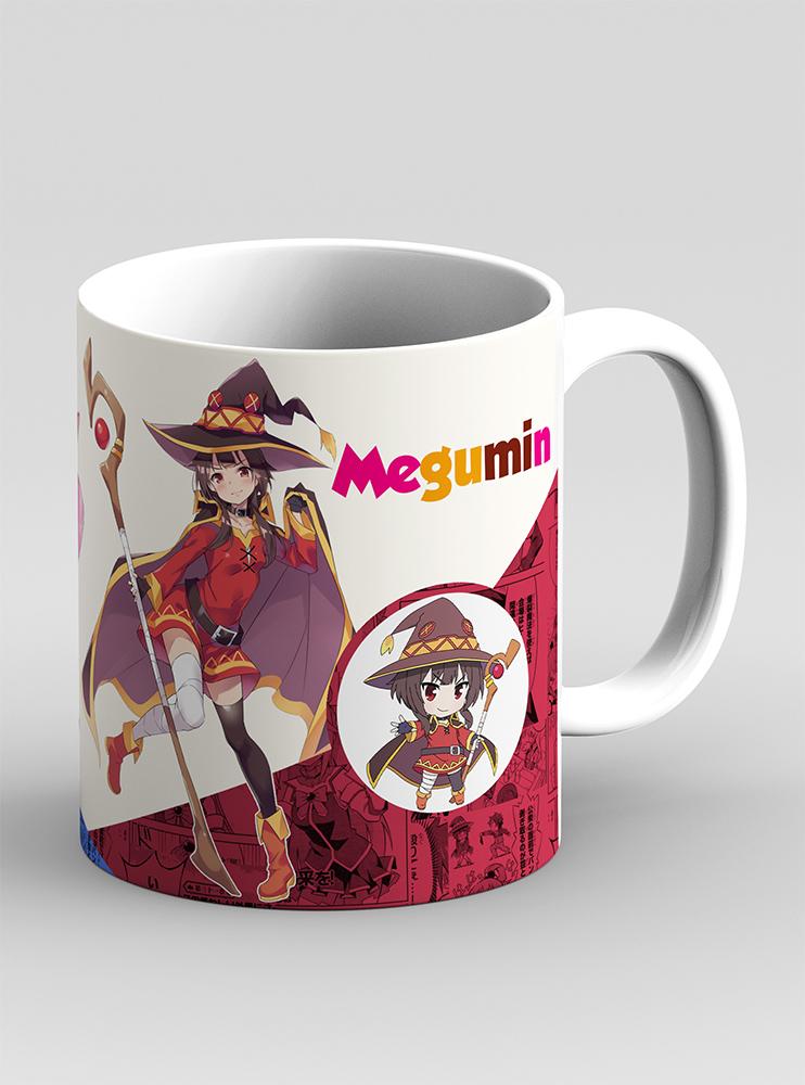 """Чашка """"Мегумін і Аква"""" (KonoSuba)"""
