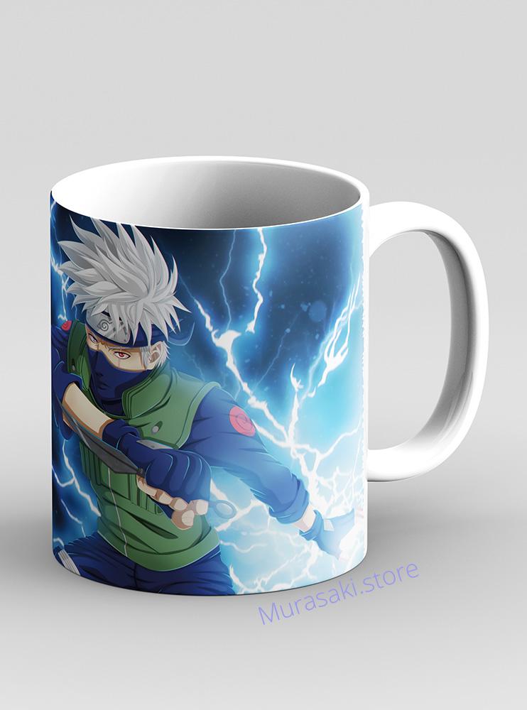 """Чашка """"Какаши"""" 2 (Naruto)"""