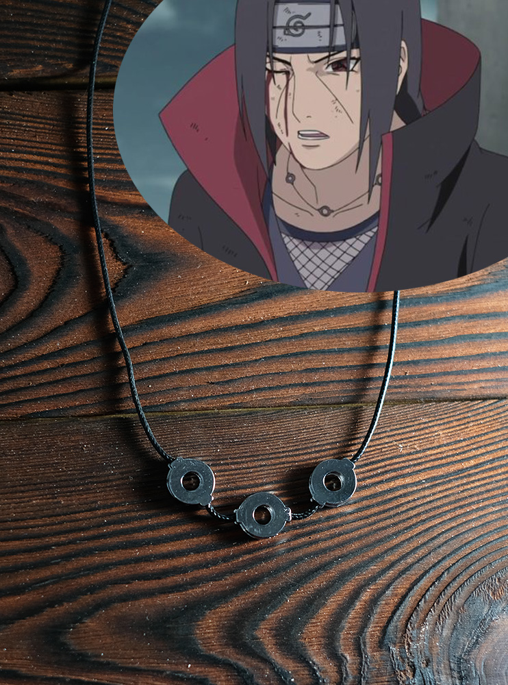 Косплей намисто Ітачі (Naruto)