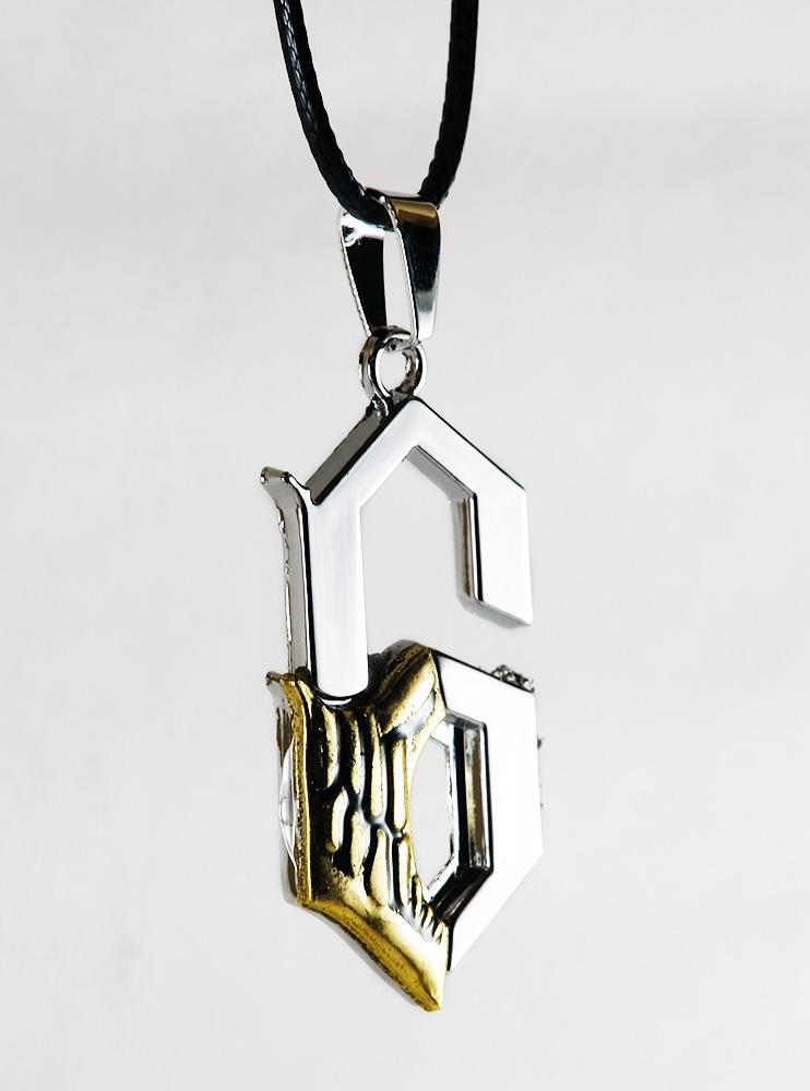 Підвіска металева Бліч (Bleach)