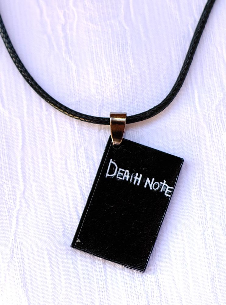 Підвіска закритий Зошит смерті (Death Note)