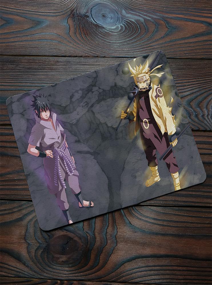 Килимок Наруто і Саске (Naruto)
