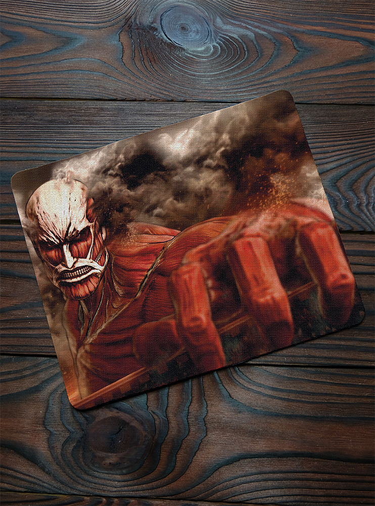 Килимок Титан (Attack on Titan)