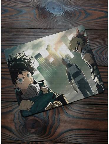 """Килимок 23*19см """"Моя геройська академія"""" (Boku no Hero Academia)"""