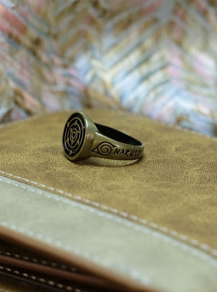 Каблучка-перстень Шарінган (Naruto)