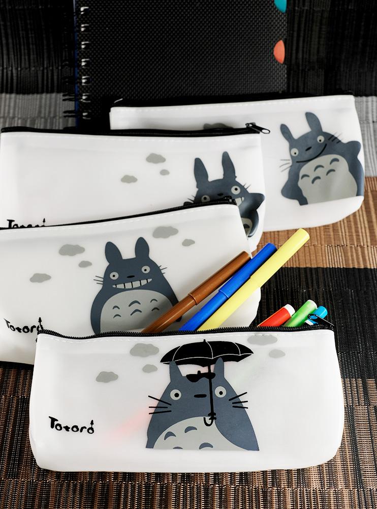 Пенал Тоторо прозорий (My Neighbor Totoro)