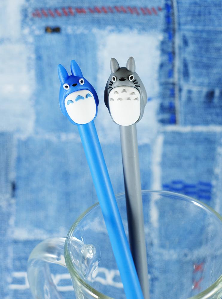 Ручка гелева з об'ємною фігуркою Тоторо (My Neighbor Totoro)