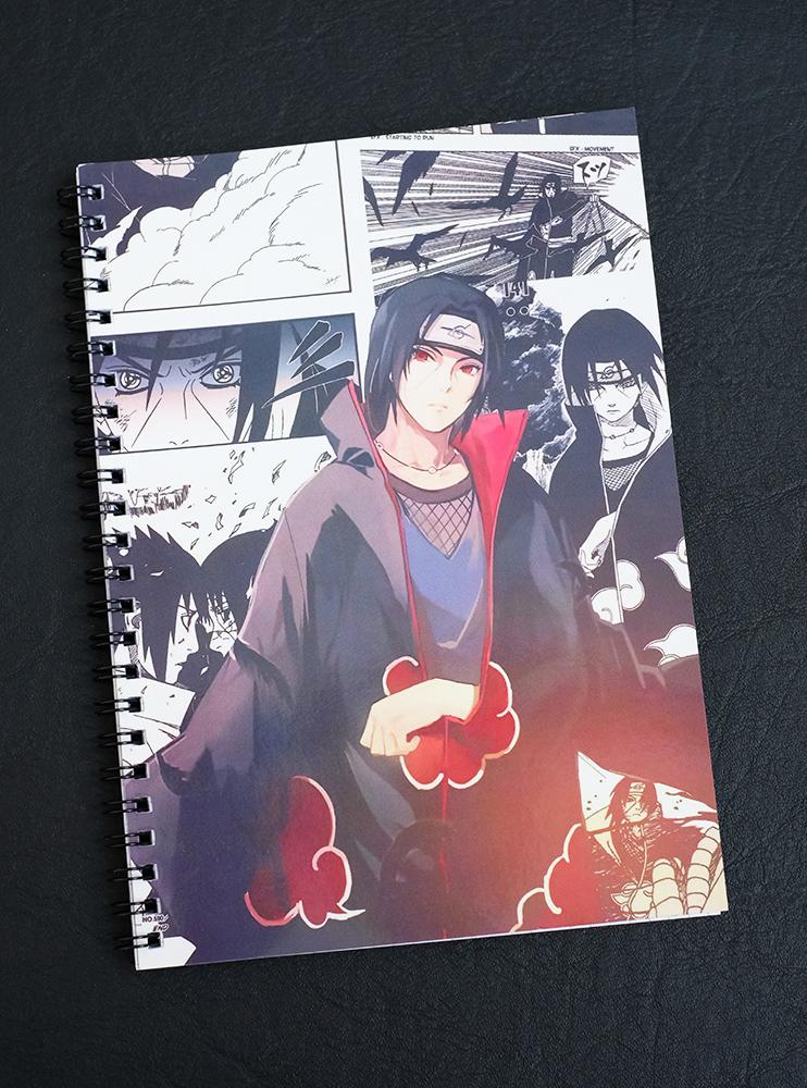 """Блокнот """"Ітачі"""" (Naruto)"""