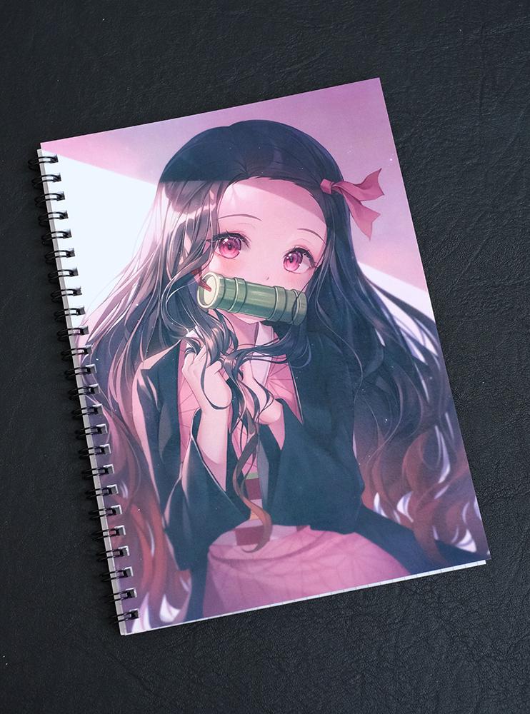 "Блокнот ""Недзуко"" (Demon Slayer: Kimetsu no Yaiba)"