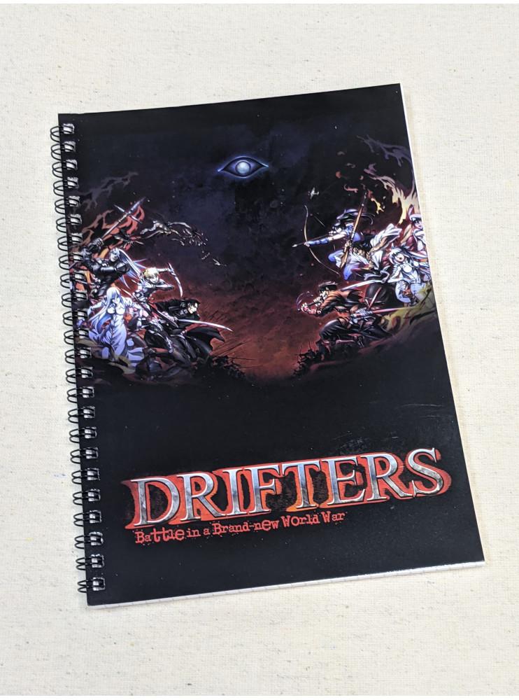 Блокнот Пройдисвіти (Drifters)