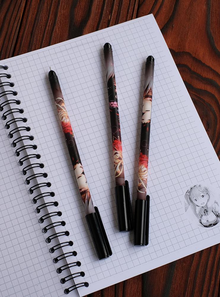 Гелева ручка Токійський Гуль (Tokyo Ghoul)
