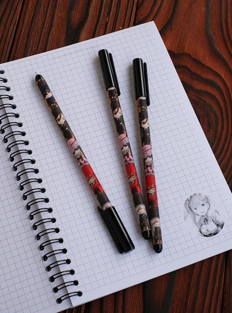 Гелева ручка Темний Дворецький (Kuroshitsuji)